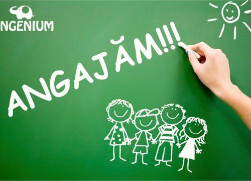 Angajăm Educator la Centru Educațional