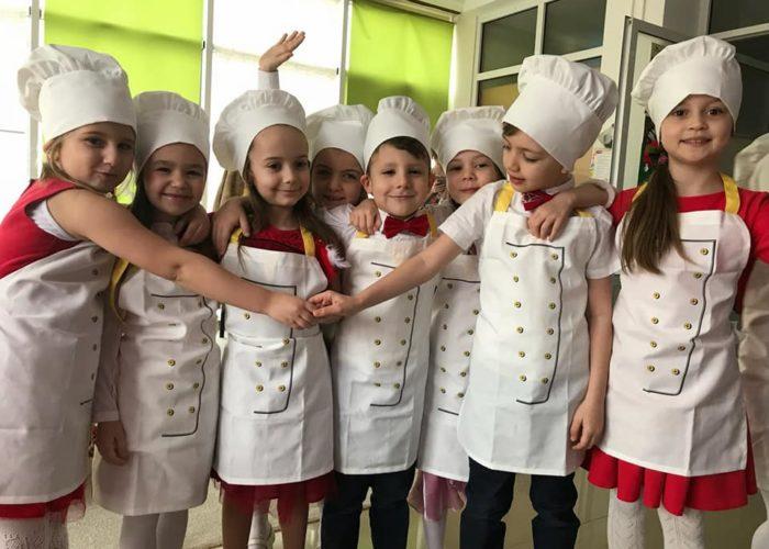 Atelier culinar pentru copii și părinți